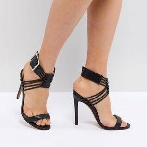 ASOS HURRICANE Heeled Sandals